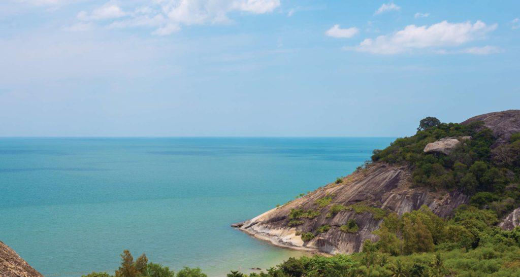 Sai Noi Beach view Hua Hin